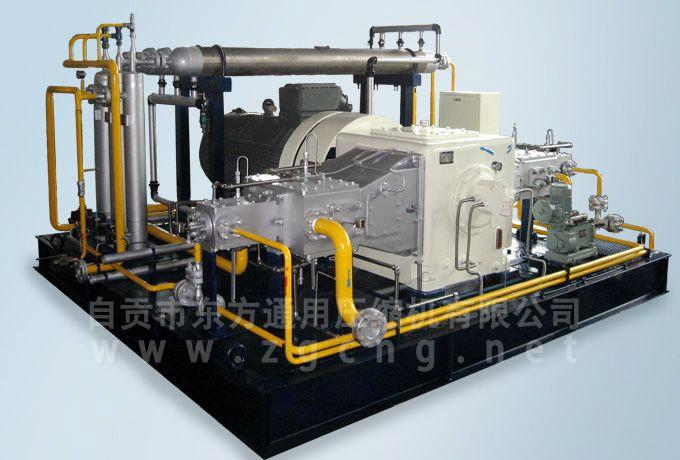 D型系列天然气压缩机